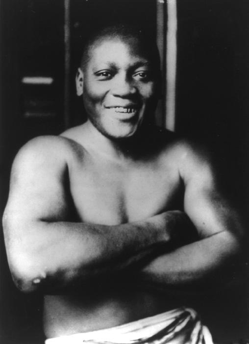 Jack Johnson - First Black Heavyweight Boxing Champ