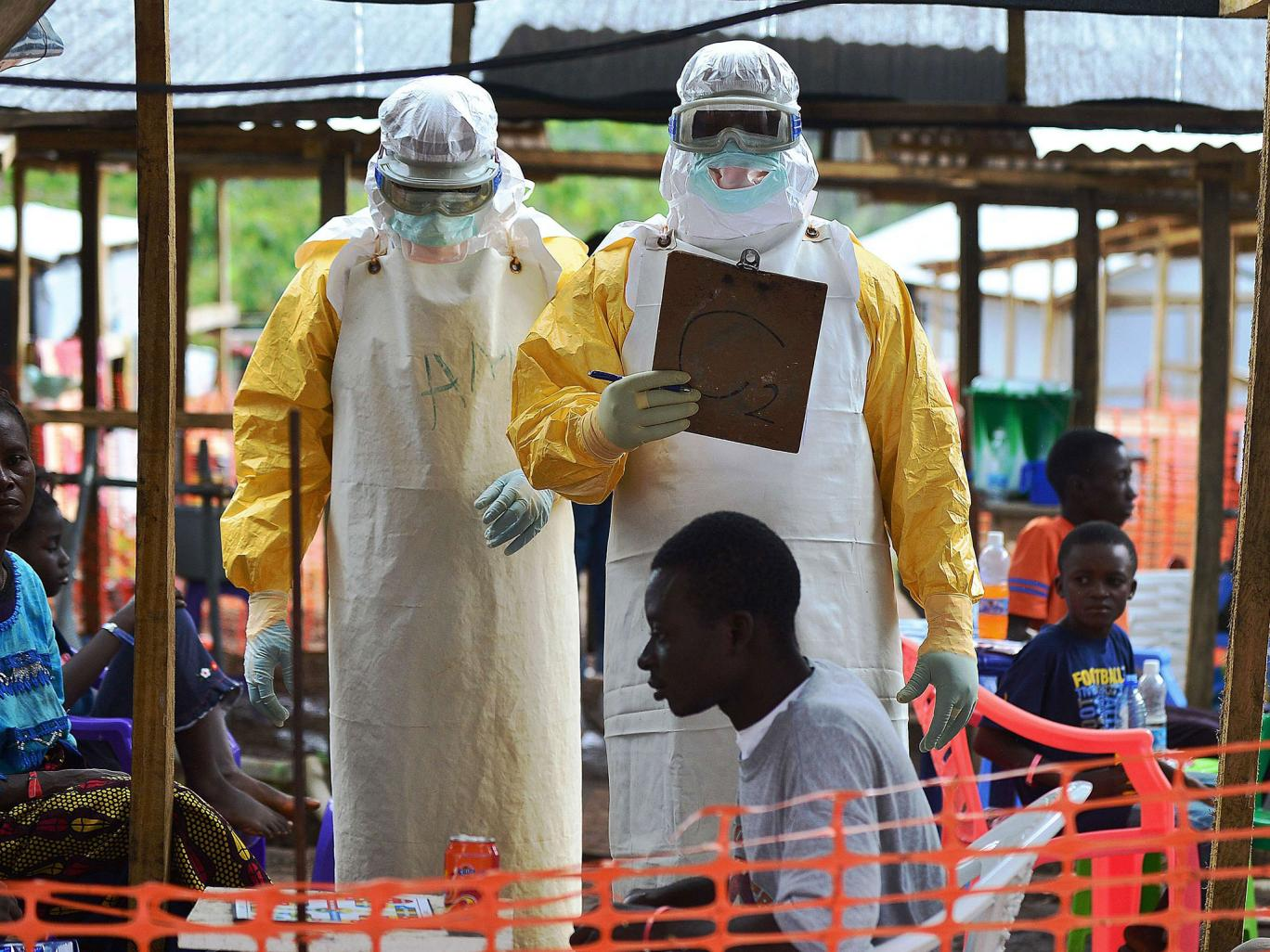 Vaccination campaign against Ebola in the Democratic Republic of Congo started
