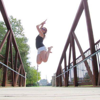 Running Restored My Faith after Losing My Olympic Dream- Amalia Bill
