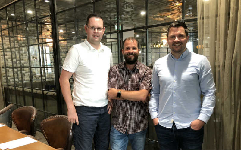 Three UK Entrepreneurs Launch Uber Style Health App for Active and Healthier Lifestyle