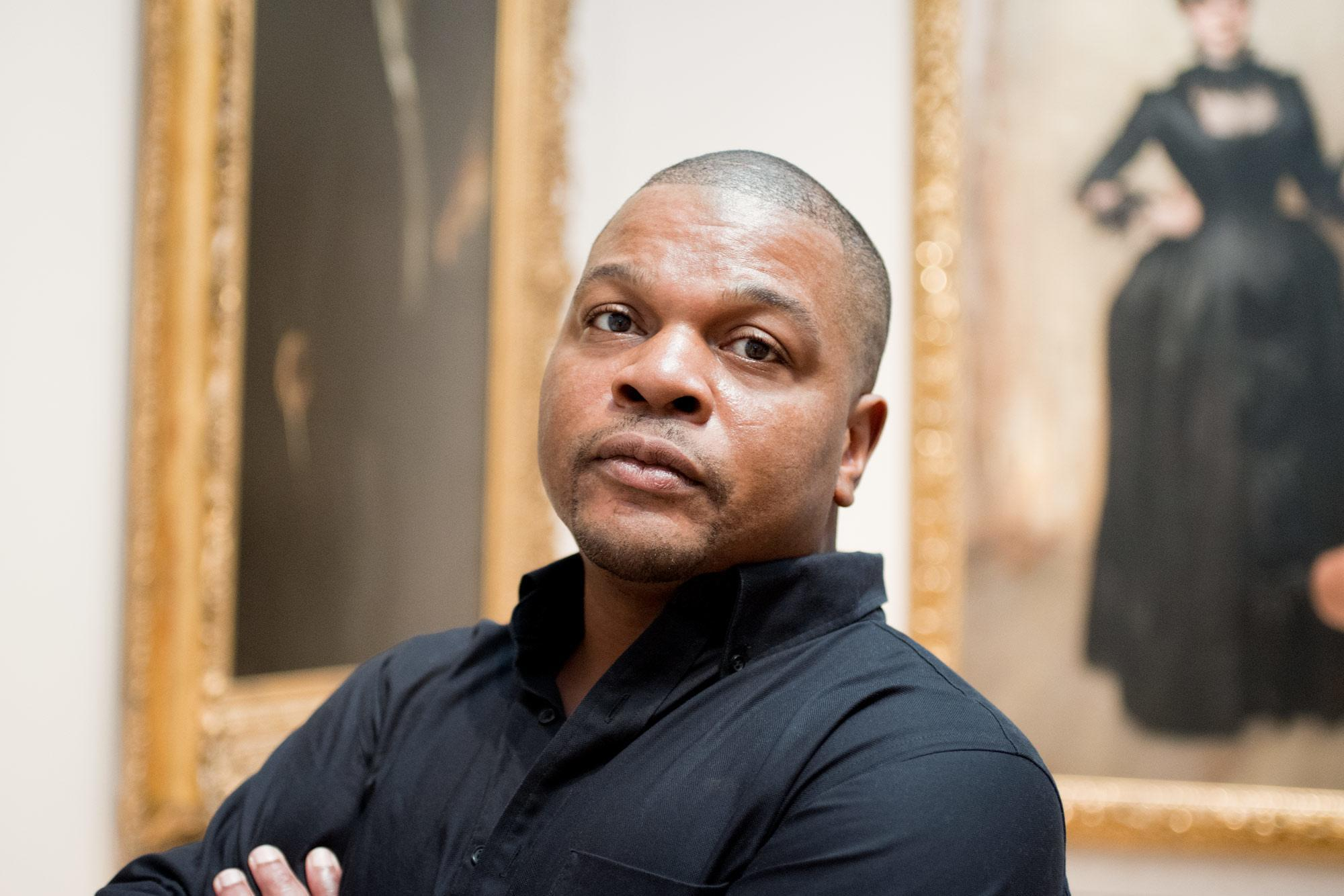 Kehinde Wiley: Making History with Large-Scale, Vibrant Portraits