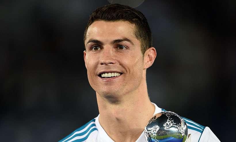 Christian Ronaldo Sets Eyes on Hollywood