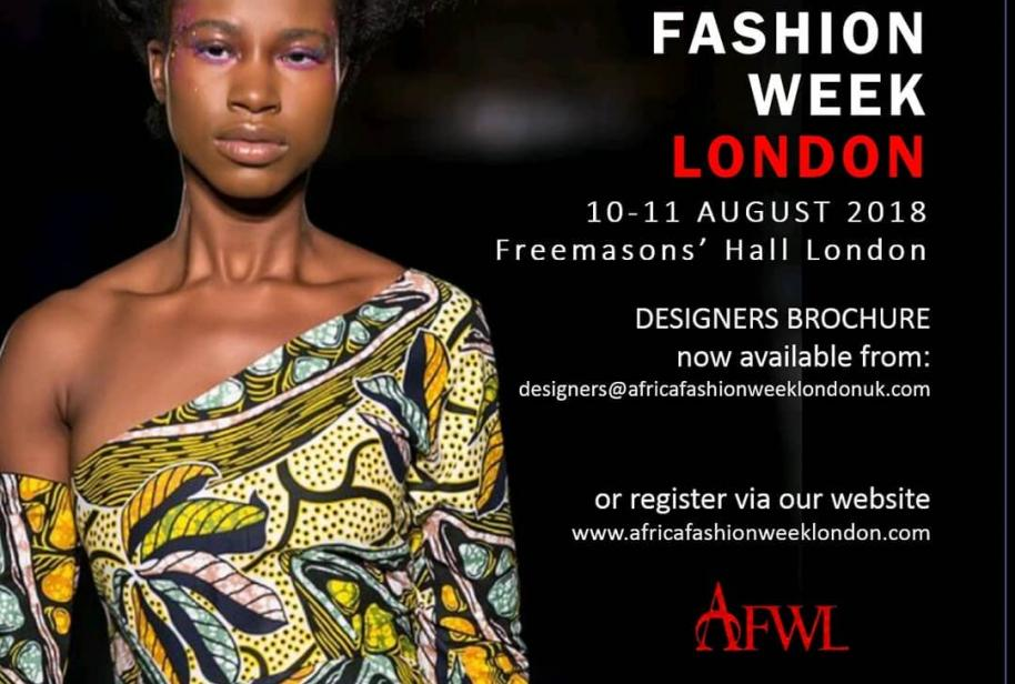 Africa Fashion Week London Set For Another Thrilling Experience Africhroyale