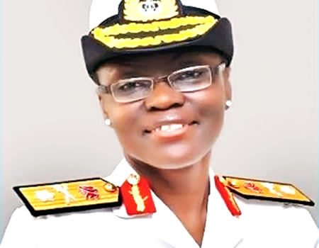 The Bold Strides of Africa's First Rear Admiral, Itunu Hotonu ...