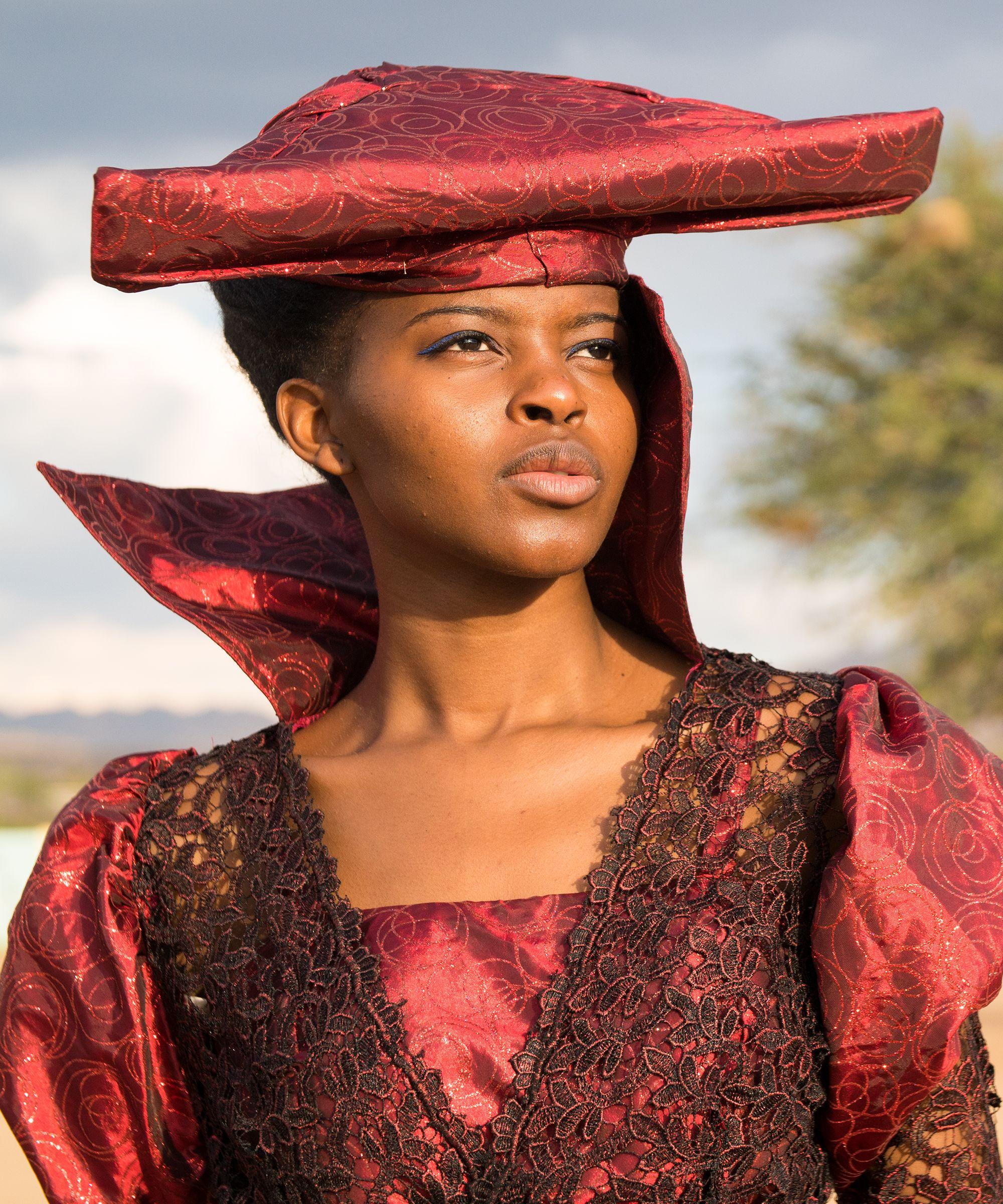 Historic Essence of the Namibian Herero Dress
