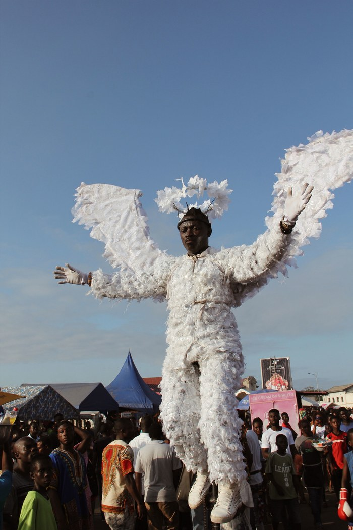 The Chale Wote Festival in Accra, Ghana; One Week of Exciting Activities
