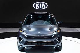 All-Electric Kia Niro EV Crossover Now on Sale