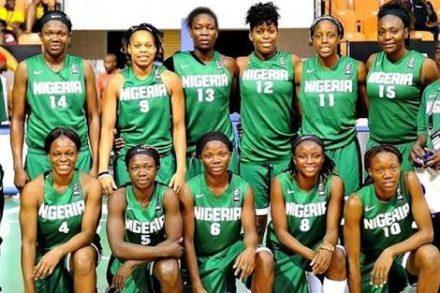 Nigeria's D'Tigress Beats Greece to Enter Qtr Final of FIBA 2018