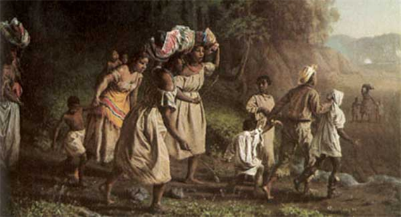 Ways African Women Escaped Capture and Enslavement in the 1800s