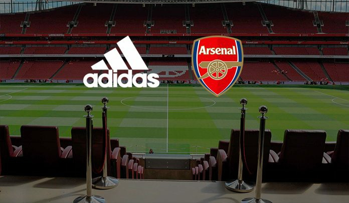 Arsenal Announce £300m New Kit Sponsorship Deal With Adidas