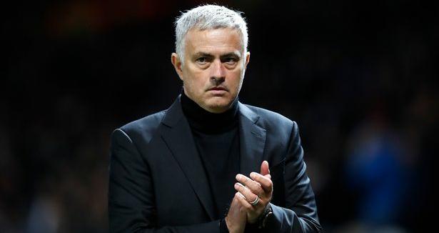 Man Utd. Board Hand Jose Mourinho £100m for January Window