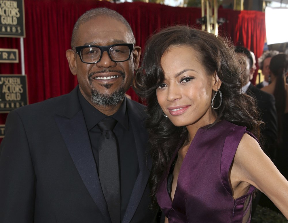 Renowned Actor Forest Whitaker Files Suit to Divorce Wife Keisha Nash-Whitaker