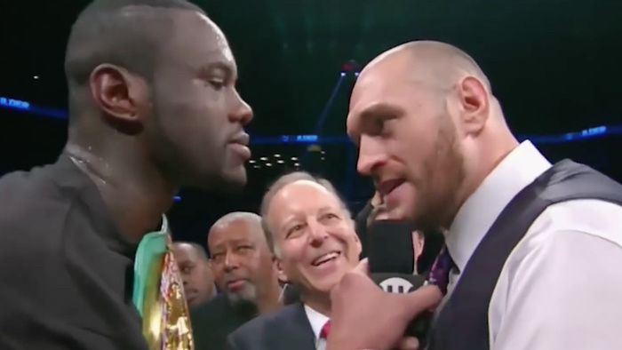 WBC Gives Go-Ahead for Wilder, Fury Rematch