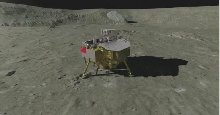 China Reinforces Space Ambition with Successful Landing on the Moon's 'Dark Side