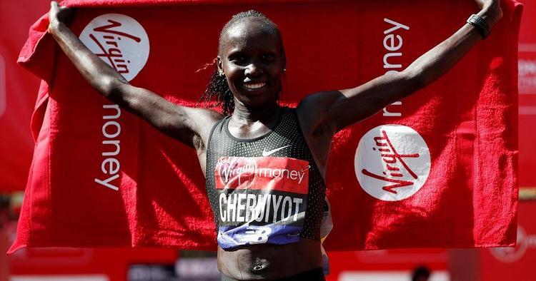Kenya's Vivian Cheruiyot Set for Defence of London Marathon Title