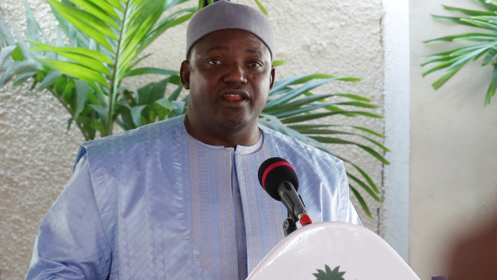 Exiled Gambian President Jammeh Shows up at Equatorial Guinea Presidential Ball