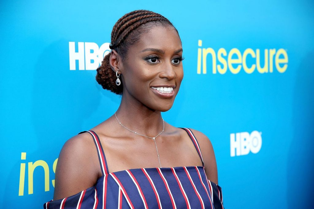 Senegalese American Issa Rae Working Her Resolve to Bring Diversity to Hollywood