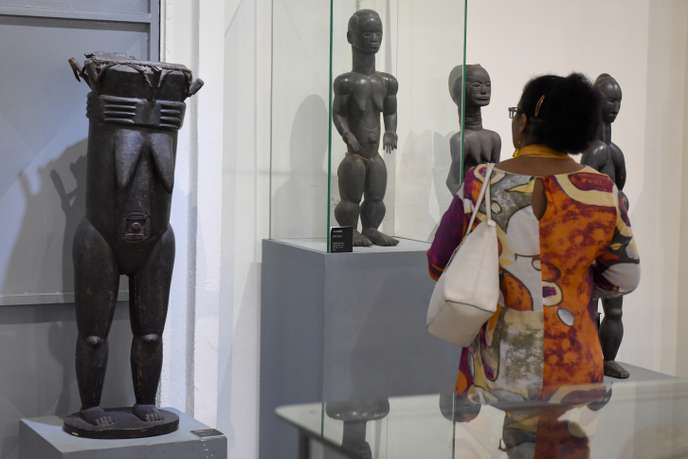 Ivory Coast 'Ghost' Sculpture Collection to Foster Creativity and Fight Illicit Flight of Cultural Properties