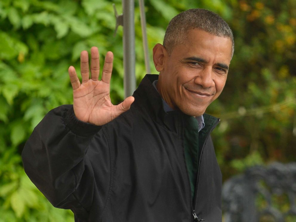 August 28: Barack Obama becomes first African-American presidential candidate