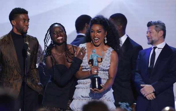 """""""Black Panther"""" Wins Top Screen Actors Guild ( SAG) Awards Prize Ahead of Oscars"""