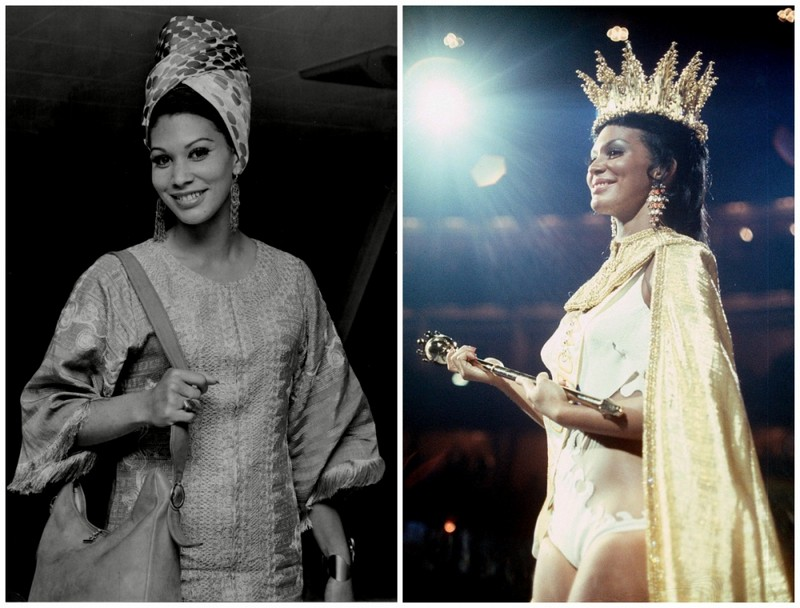 The First Afro Miss World Clinched Coveted Crown Amidst Global Racism