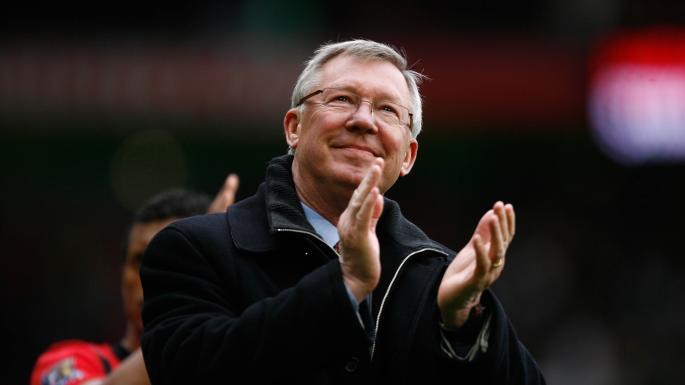 Alex Ferguson Returns to Old Trafford