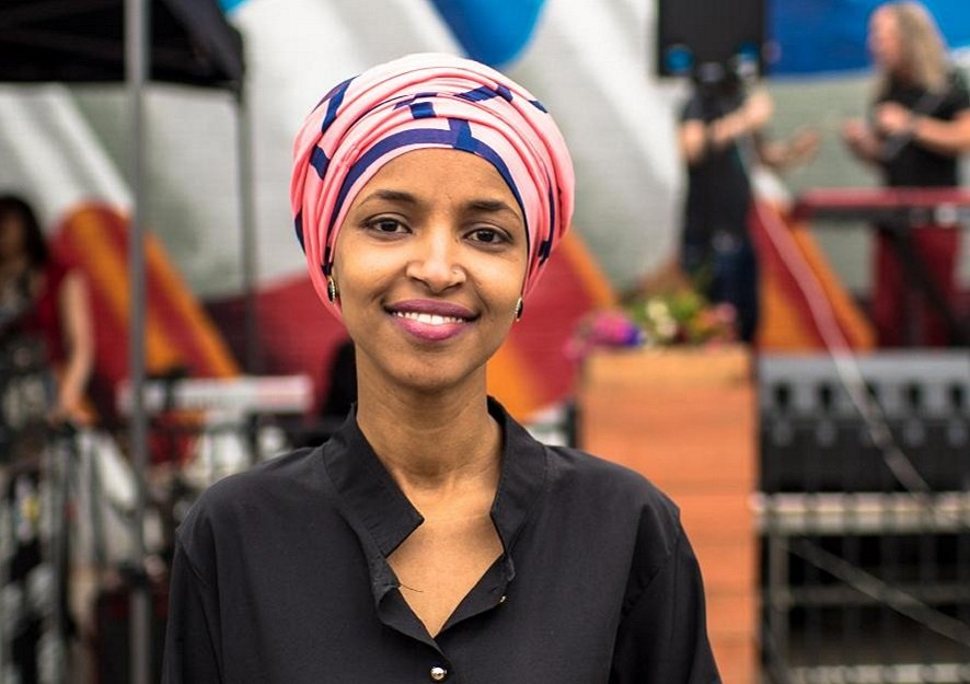 Somali-American Lawmaker, Oman Ilhan Chronicles her Journey from Refugee to Congresswoman in a $250,000 Publishing Deal