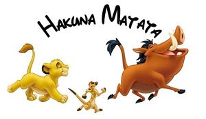 'Hakuna Matata': Disney Entertainment Company Accused of Cultural Appropriation.