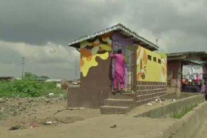 Gani Taiwo; Lagos Artist's Colorful