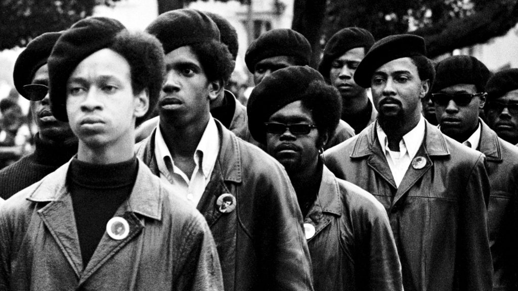 Liberation Activities of the British Black Panther Party (BPP)