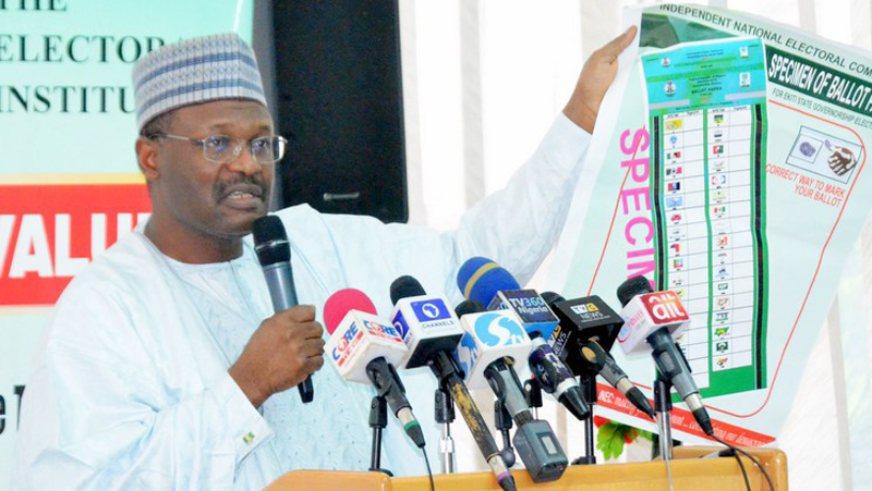 INEC To Declare Nigerian Election Results