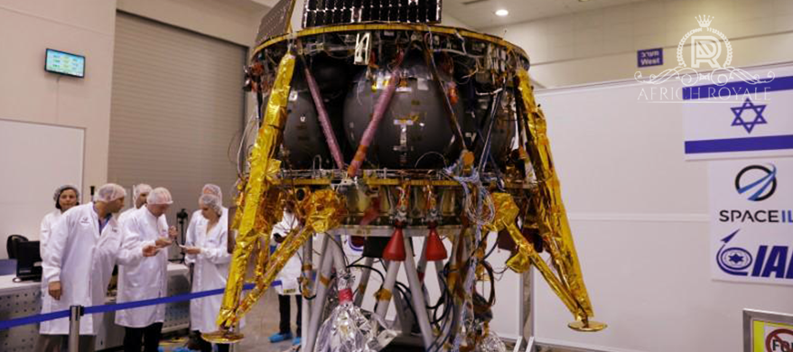 Israel Spacecraft Launched into Orbit in First Ever Privately Funded Moon Mission