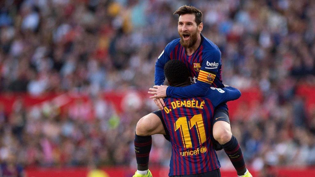 Lionel Messi scores 50th hat-trick