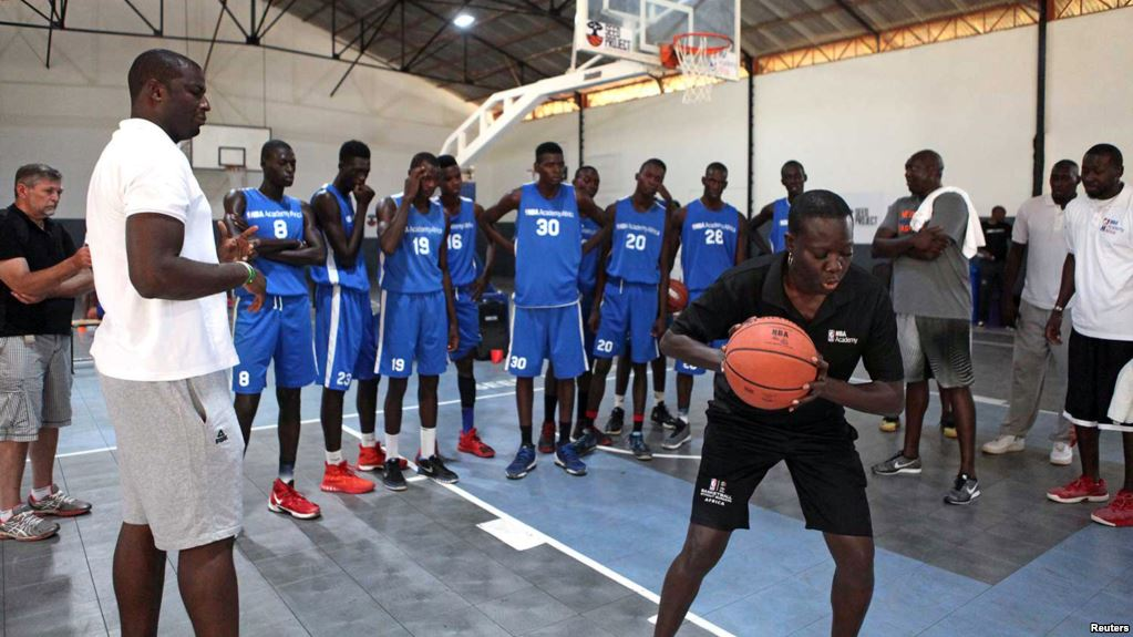 First In Africa NBA Training Center Opened in Senegal