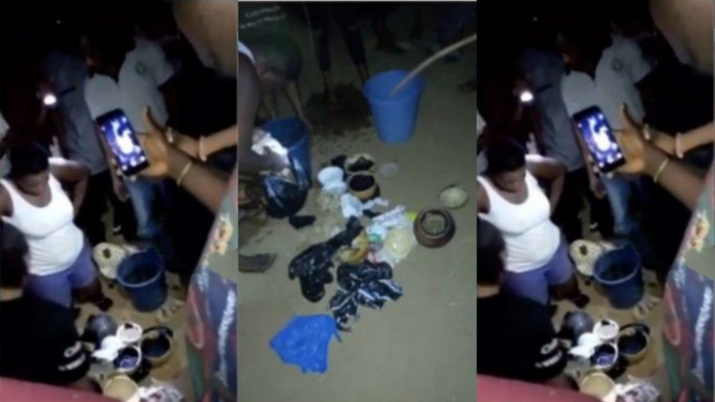 Three Female Students Nabbed With Calabashes at Midnight