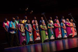 Soweto Gospel Choir carts 3rd grammy award
