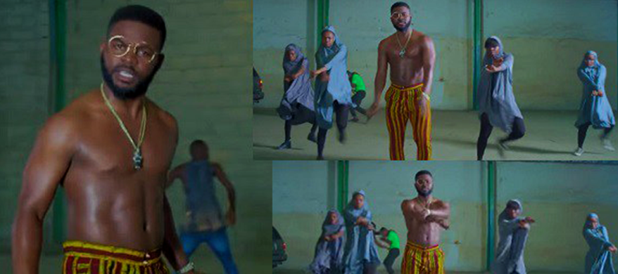 Falz: 'This is Nigeria' Video Gets Thumbs Up from P Diddy
