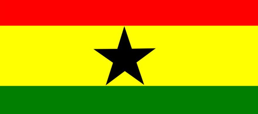 Ghana; The Great Coast of Gold