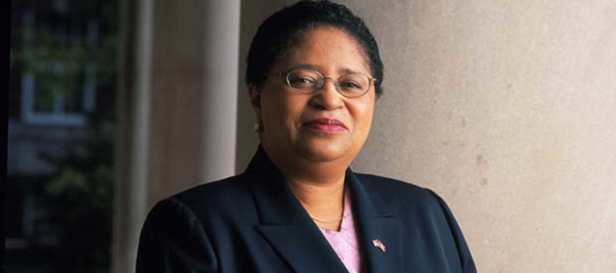 Dr. Shirley Ann Jackson; overview of an exemplary life