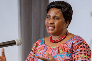 Zambian Minister of Gender