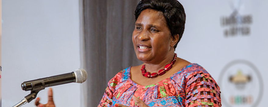 Zambian Minister of Gender