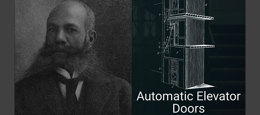 Alexander Miles; The Brain Behind Elevator doors