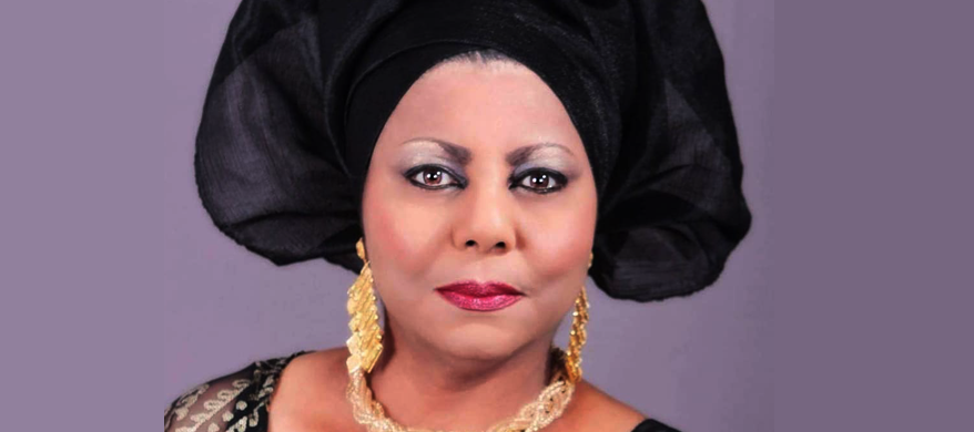 Nigeria's First Supermodel, Yemi Fawaz, Goes Home at 64