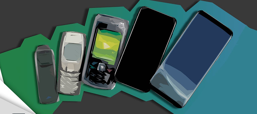 The Humble Beginning of Mobile Phones Gaming and Its Evolution