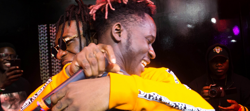 Burna Boy, Mr. Eazi sets California ablaze with the Performance at the 2019 Coachella