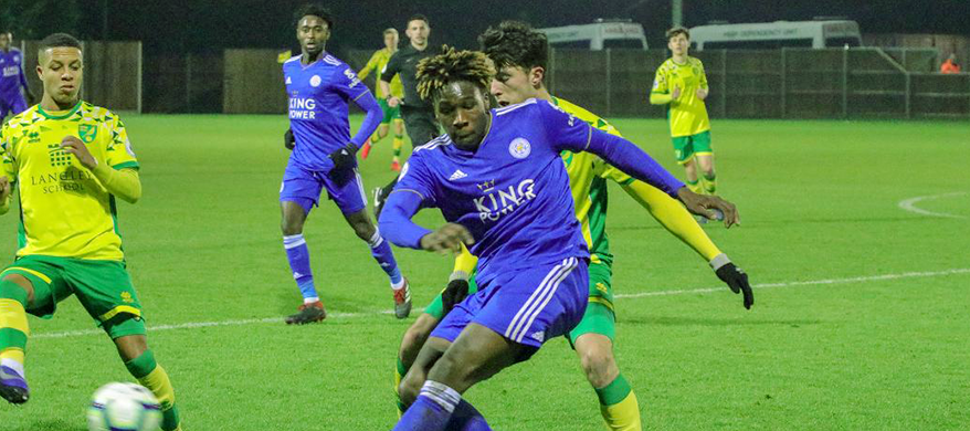 Nigerian Defender Makes Debut for Leicester City in U18 Premier League