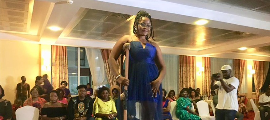 Disabled Women Grace Cameroon's First Inclusive Fashion Show