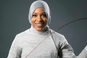 Hijab Olympian