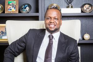 Nigerian philanthropist