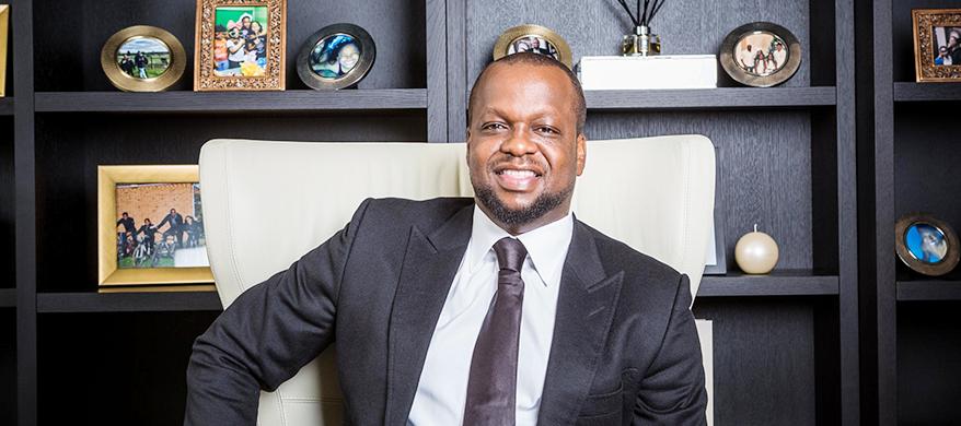 Nigerian philanthropist receives international commendation
